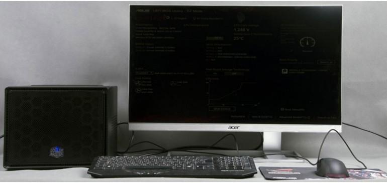 Как самостоятельно собрать игровой маленький компьютер 2016 года.