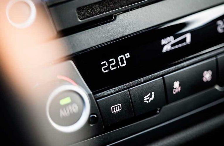 Микроклимат в салоне автомобиля